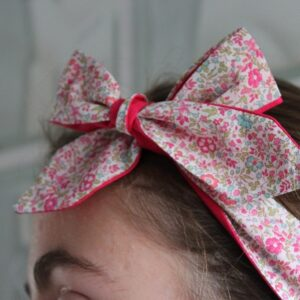 Kit couture – Liberty flowers – headband
