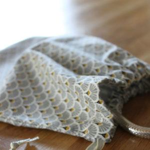 Cadeau pour Femme chic et élégante : Trousse + Pochette
