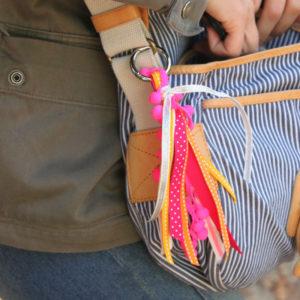 Mon sac, mon pompon et je file au Flore