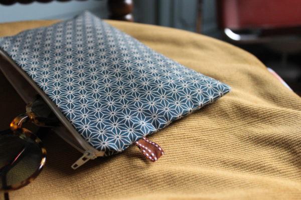 pochette DIY couture