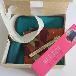 Suzette-et-moi - detail-kit - pochette-zippée - ballade-en-foret