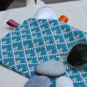 Kit couture – Pour le bord de mer – Pochette zippée