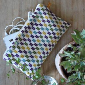 Kit couture – En file indienne – Pochette zippée