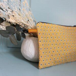 Kit couture – Cache cache dans le labyrinthe – Pochette zippée