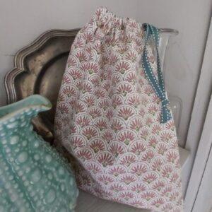 Kit couture – Retour de Balotra – Sac lien coulissant