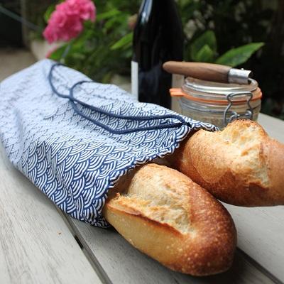 box couture sac à pain
