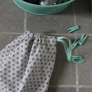 Kit couture – Moment Zen – Sac lien coulissant