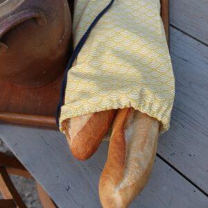 Kit couture – Comme un brin de soleil – sac à pain