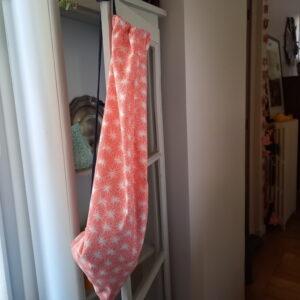Kit couture – Tu me fais tourner la tête, coloris oranger – sac à pain