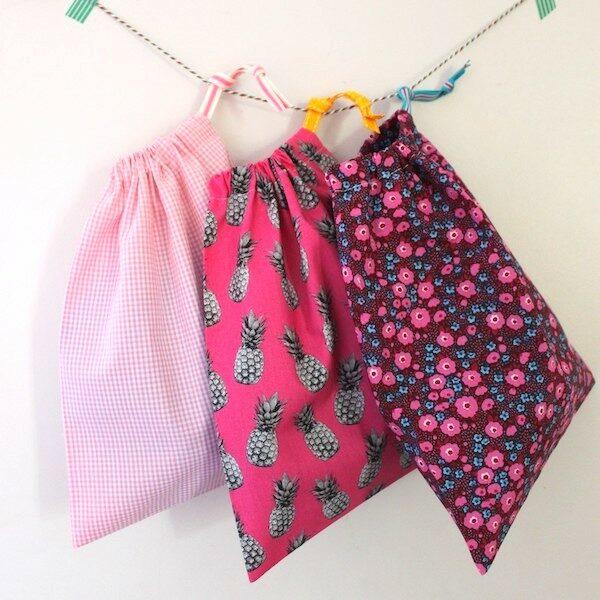 Kit couture sacs à bazar