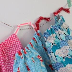 Triplettes Nageuses – 3 sacs à bazar